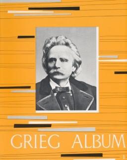 Edvard Grieg: Album zongorára 1.