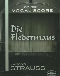 Johann Strauss II.: Die Fledermaus (A denevér) zongorakivonat
