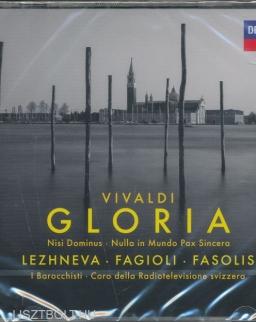 Antonio Vivaldi: Gloria, Nisi Dominus, Nulla in Mundo Pax Sincera