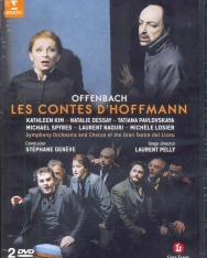 Jacques Offenbach: Les Contes d' Hoffmann  - 2 DVD