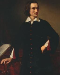 Képeslap - Liszt Ferenc