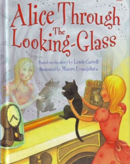 Alice through the Looking-Glass - Usborne Young Reading Series 2