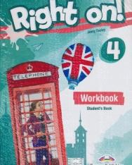 Right On! 4 Workbook