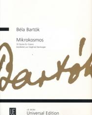 Bartók Béla: Mikrokozmosz - gitárra