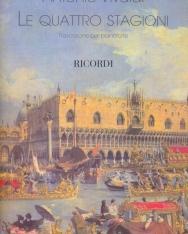 Antonio Vivaldi: Quattro Stagioni-zongorára