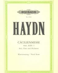 Joseph Haydn: Cäcilienmesse - zongorakivonat
