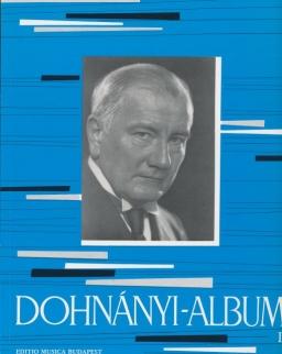 Dohnányi Ernő: Album zongorára