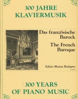 300 év zongoramuzsikája - Francia barokk