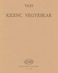 Vass Lajos: Kilenc vegyeskar