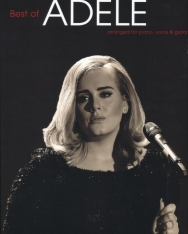 Adele: Best of (ének-zongora-gitár)