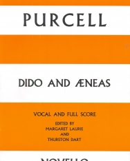 Henry Purcell: Dido and Aeneas - zongorakivonat (angol)