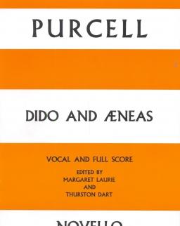 Henry Purcell: Dido and Aeneas - zongorakivonat (angol)