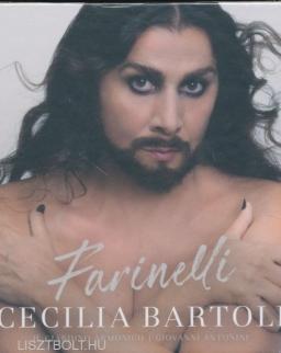 Cecilia Bartoli: Farinelli (deluxe edition, CD+könyv)