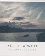 Keith Jarrett: Budapest Concert - 2 CD (2016, Művészetek Palotája)