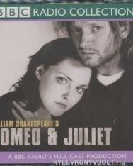 William Shakespeare: Romeo and Juliet A BBC Radio 3 Full-cast Dramatisation Audio Book (3 CDs)
