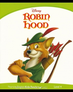 Robin Hood - Penguin Kids Disney Reader Level 4