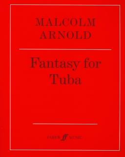 Arnold, Malcolm: Fantasy for Tuba solo