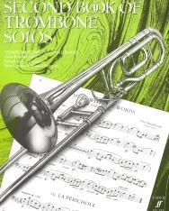 Second Book of Trombone Solos (14 előadási darab zongorakísérettel)