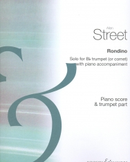 Allan Street: Rondino - trombitára, zongorakísérettel