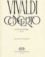 Antonio Vivaldi: Concerto for Bassoon (C-dúr)