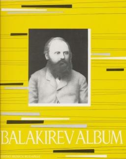 Mily Balakirev: Album zongorára