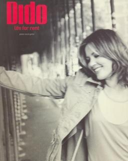 Dido: Life for rent (ének-zongora-gitár)