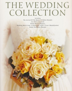 The Wedding Collection for solo piano