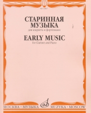Early Music for Clarinet and Piano