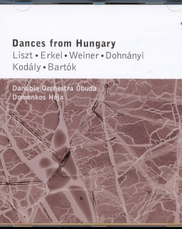Dances from Hungary - Liszt, Erkel, Weiner, Dohnányi, Kodály, Bartók
