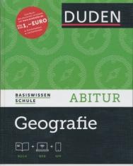 Basiswissen Schule - Geografie Abitur Buch +WEB + App