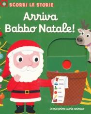 Arriva Babbo Natale! Scorri le storie