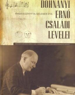 Kelemen Éva: Dohnányi Ernő családi levelei - CD melléklettel