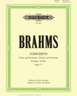 Johannes Brahms: Concerto for Violin