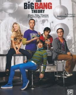 The Big Bang Theory Main Title Theme / Agymenők főcímdala (ének-zongora-gitár)