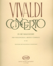 Antonio Vivaldi: Concerto for Cello (D-dúr)