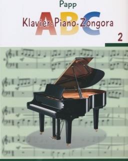 Papp Lajos: Zongora ABC 2.