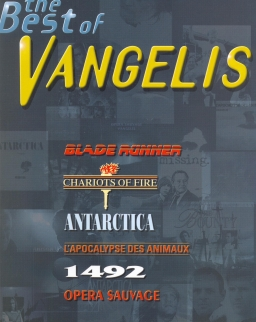 Vangelis best of - zongora