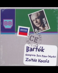Bartók Béla: Complete Solo Piano Works - 8 CD
