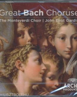 Johann Sebastian Bach: Great Bach Choruses