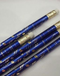 Ceruza - kék, hangjegyes
