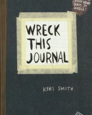 Keri Smith: Wreck This Journal