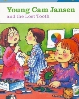 Young Cam Jansen and the Lost Tooth - Puffin Young Readers - Level 3