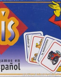 BIS - Jugamos en Espanol (Társasjáték)