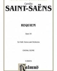 Camille Saint-Saens: Requiem - zongorakivonat