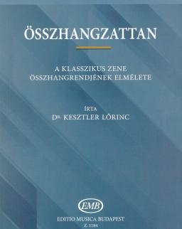 Kesztler Lőrinc: Összhangzattan