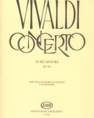 Antonio Vivaldi: Concerto for Viola d'amore (d-moll)
