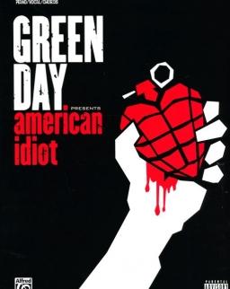 Green Day: American Idiot - ének-zongora-gitár