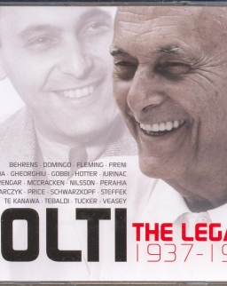 Solti - The Legacy 1937-1997 - 2 CD