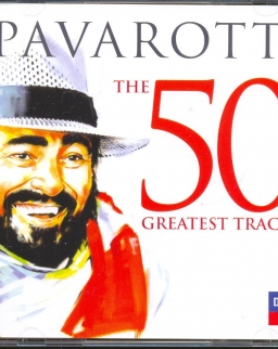 Luciano Pavarotti: The 50 Greatest Tracks - 2 CD