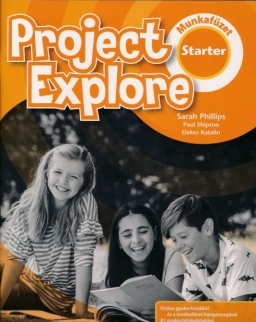 Project Explore Starter Worjbook with Online Practice